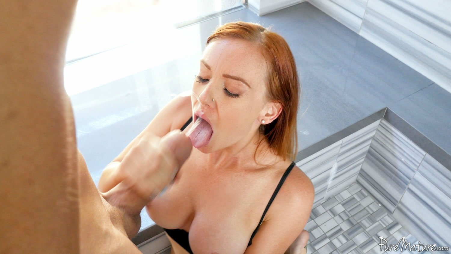 image Puremature hot pussy from cherie deville deserves dick